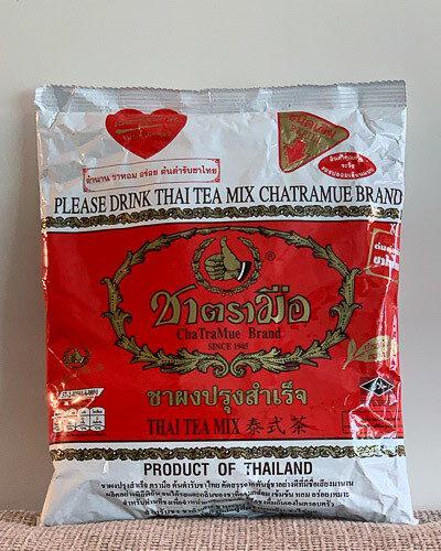 Cha Tra Mue Zwarte thee 400 gram