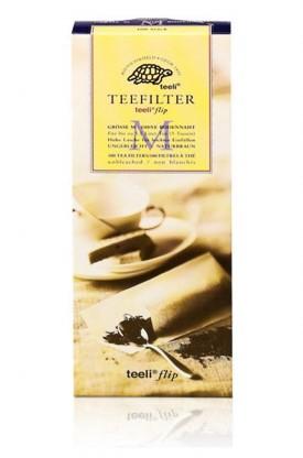 Theefilter Teeliflip medium 100 stuks