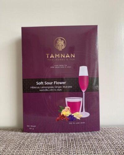Tamnan Herbs & tea, Soft Flower 50 gr