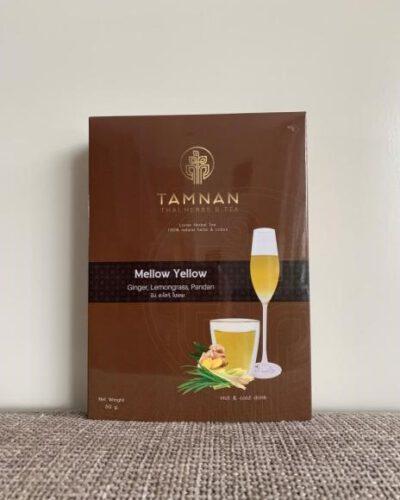 Tamnan herbs & tea, Mellow Yellow 50 gram