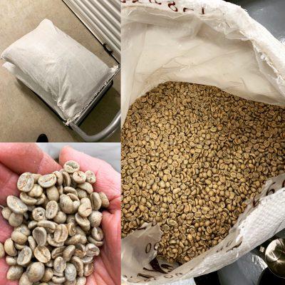 nieuwe oogst Sun Jaroen Thai Specialty koffie 2020